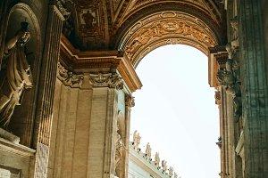 Architecture in Vatican