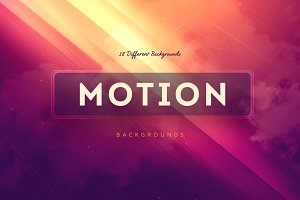 18 Motion Backgrounds V3