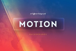 18 Motion Backgrounds V2