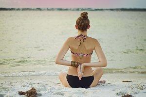 Yoga Beach Boho