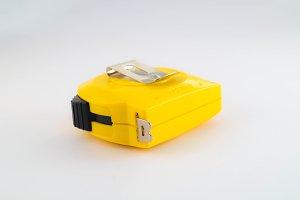 Old Measuring Tape (Close)