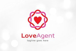 Love Logo Template