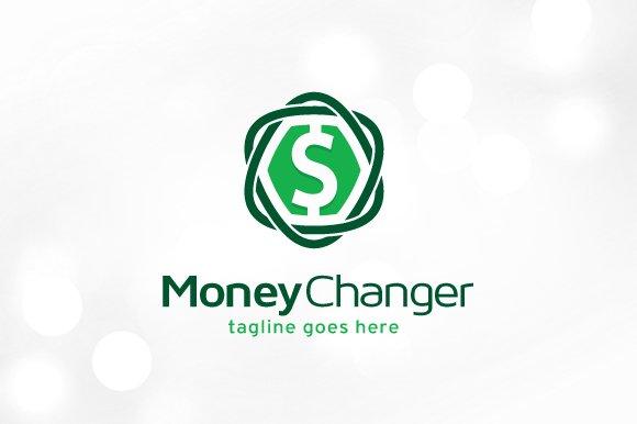 Money Logo Template Logo Templates Creative Market