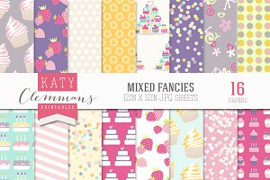 Mixed Fancies papers