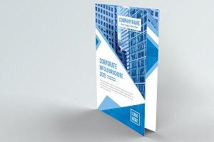 Corporate Bi Fold Brochure 01