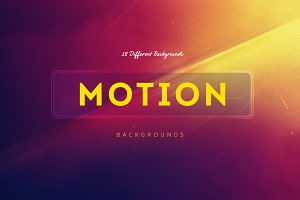 18 Motion Backgrounds
