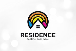 Residence/ Real Estate/ House Logo