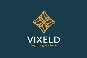 Ornament Logo - Vixeld