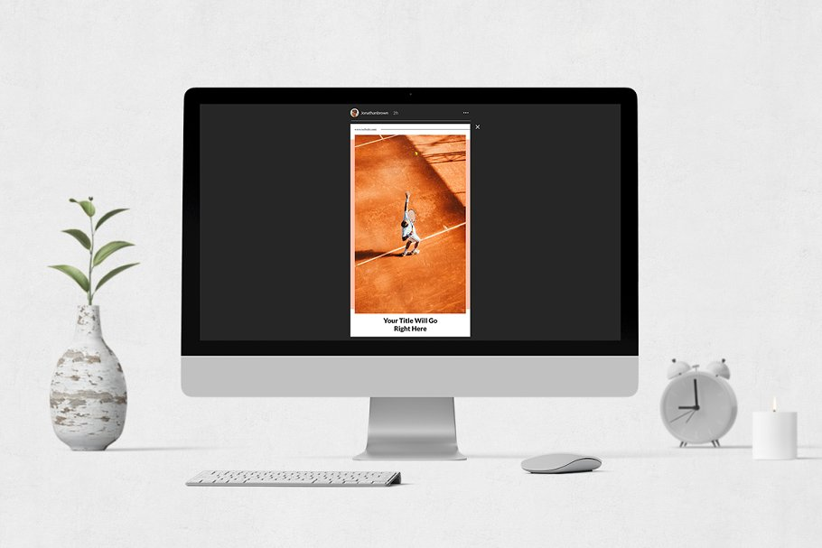 Sports Animated Instagram Stories in Instagram Templates - product preview 3