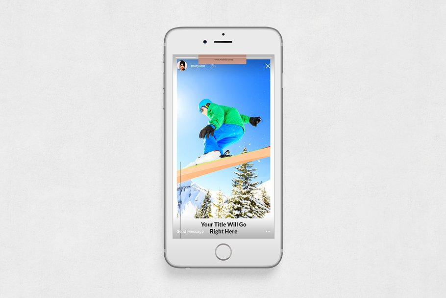 Sports Animated Instagram Stories in Instagram Templates - product preview 5