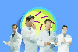 Polygonal doctor #2