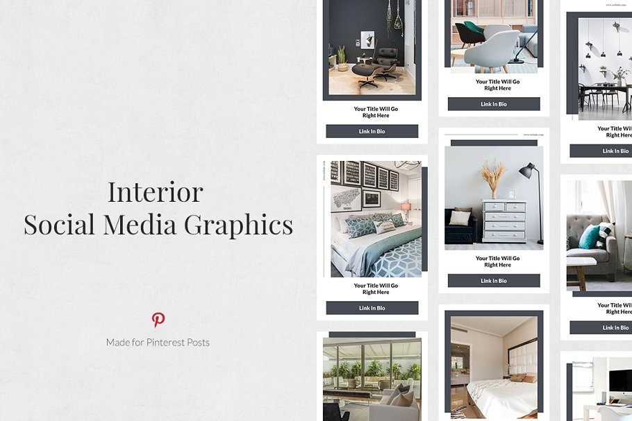 Interior Pinterest Posts