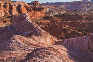 Western Rock Scene