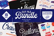 Angin Studio Cut file bundle Vol.1