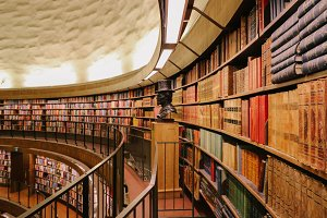 stockholm public library no.4