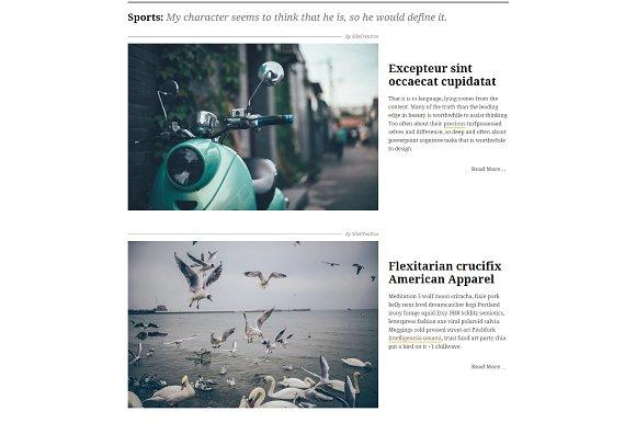 Christopher-Magazine WordPress Theme