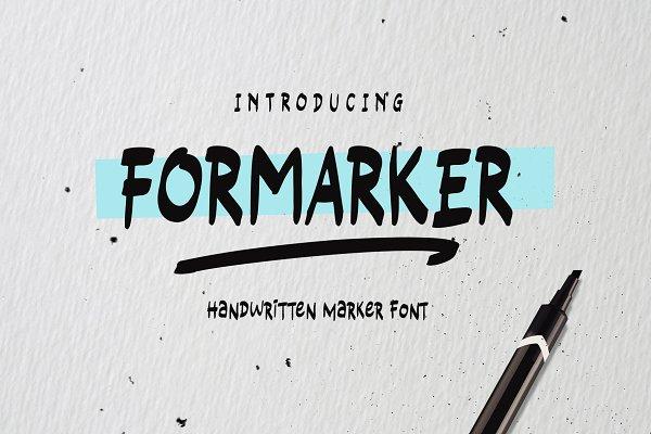 Formarker