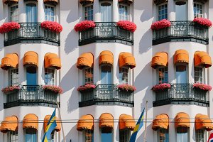 facades of europe - stockholm