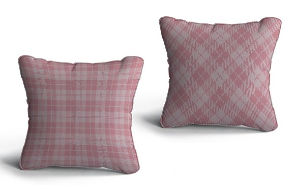 Set Tartan of Valentine's Day. in Patterns - product preview 4