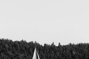 boat at sea no.4