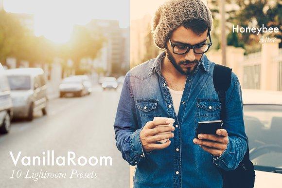 VanillaRoom - 10 Lightroom Presets