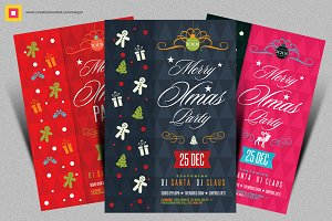 Christmas Flyer / Xmas Flyer