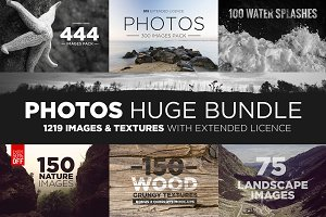 Photos Huge Bundle