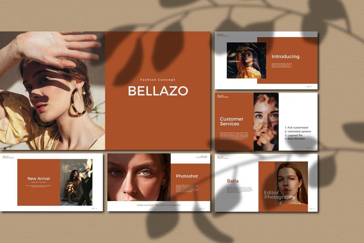 Belazo - PowerPoint Template