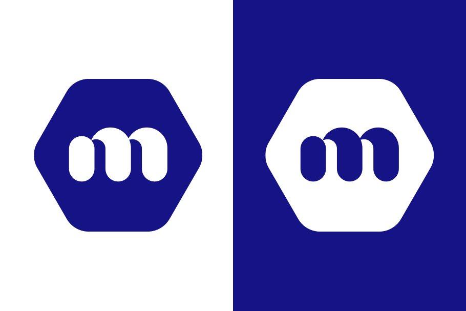 M Logo / Brand Mark / Monogram