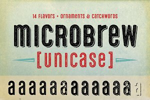 Microbrew Unicase Family