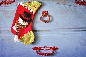 Christmas decoration & dresser