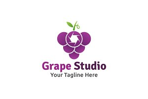 Grape Studio Logo