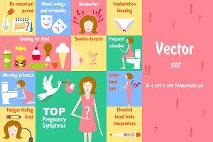 Top Pregnancy Symptoms