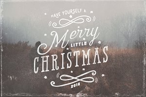 Christmas Photo Overlays 2015