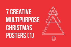 Multipurpose Christmas Posters 1