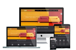 AT Interior Joomla Template