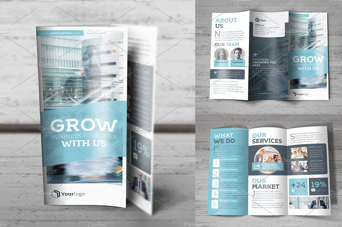 How to Design a Stunning Brochure: 30 Expert Tips and Templates ...