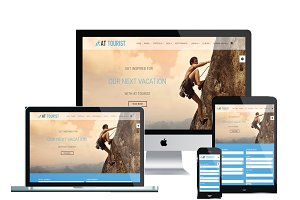 AT Tourist Joomla Template