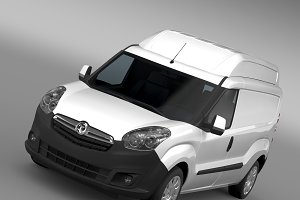 Vauxhall Combo H2L2 Cargo 2015