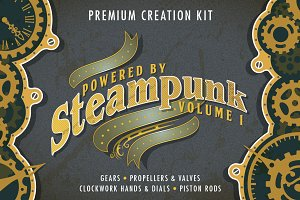 Steampunk Bundle Volume 1