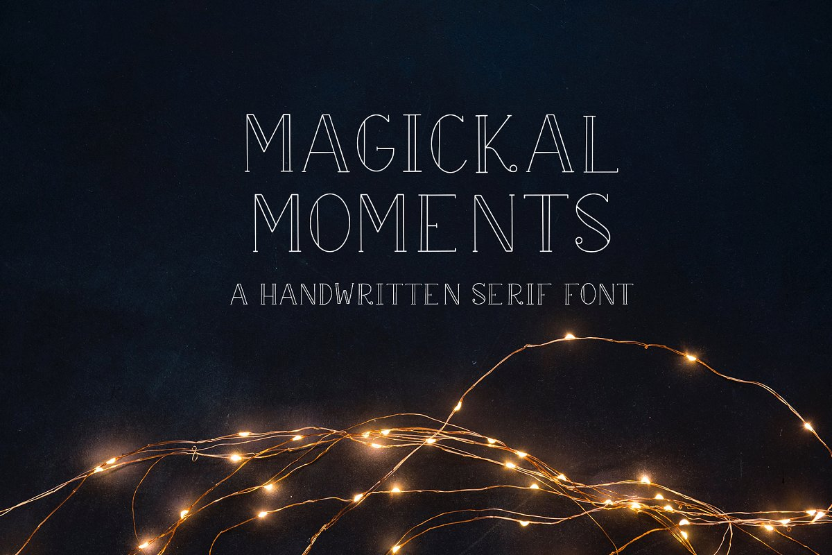 Magickal Moments