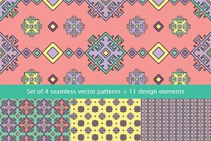 Geometric ornament