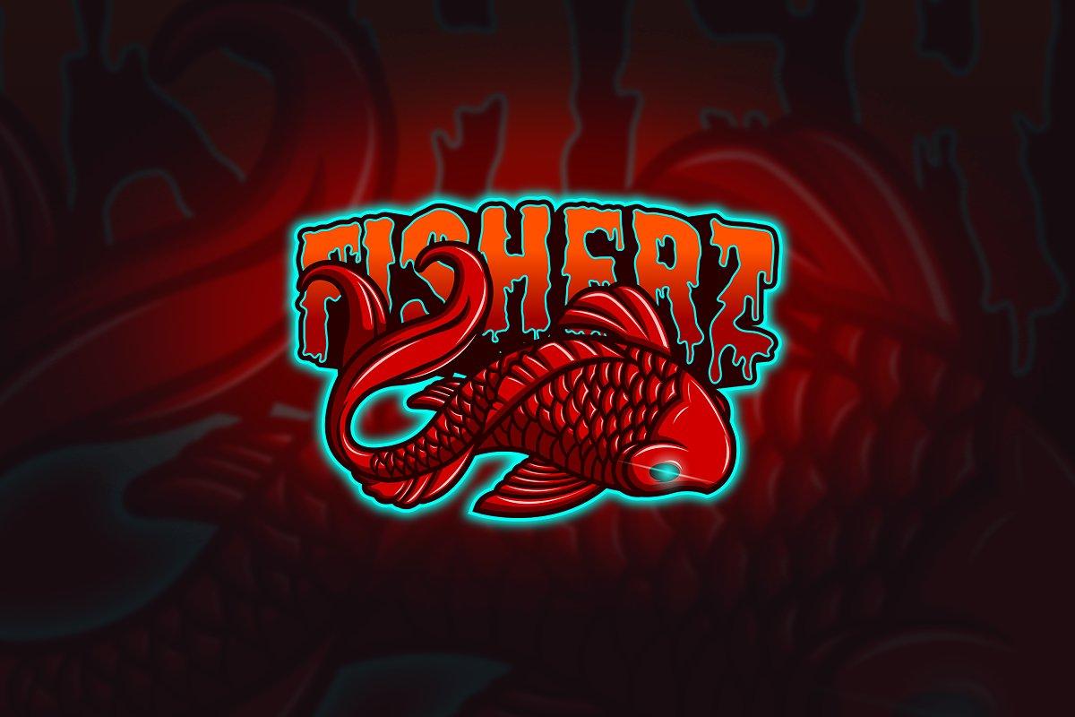 FIsh - Mascot & Esport Logo