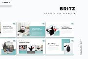 Britz - Google Slide Template