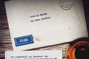 Type Old Writer