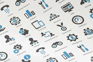 20 Business Icons Vol. 1