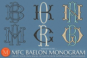 MFC Baelon Monogram