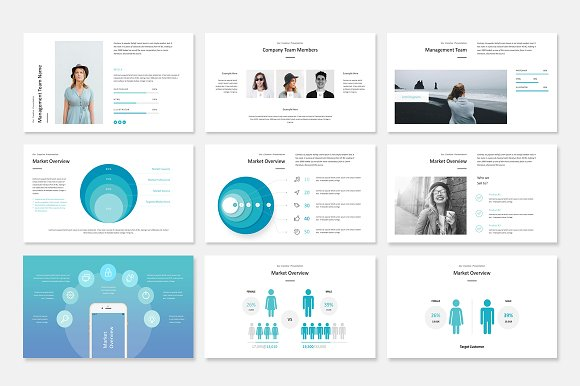 Google Slide Business Plan in Google Slides Templates - product preview 11