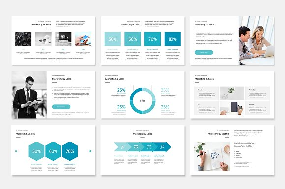 Google Slide Business Plan in Google Slides Templates - product preview 13