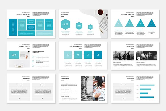 Google Slide Business Plan in Google Slides Templates - product preview 15